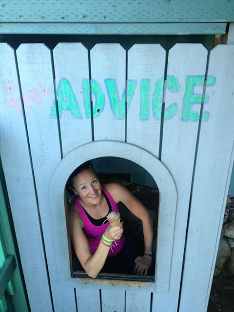 Jacqueline Mariash healthy diet advice including ice cream