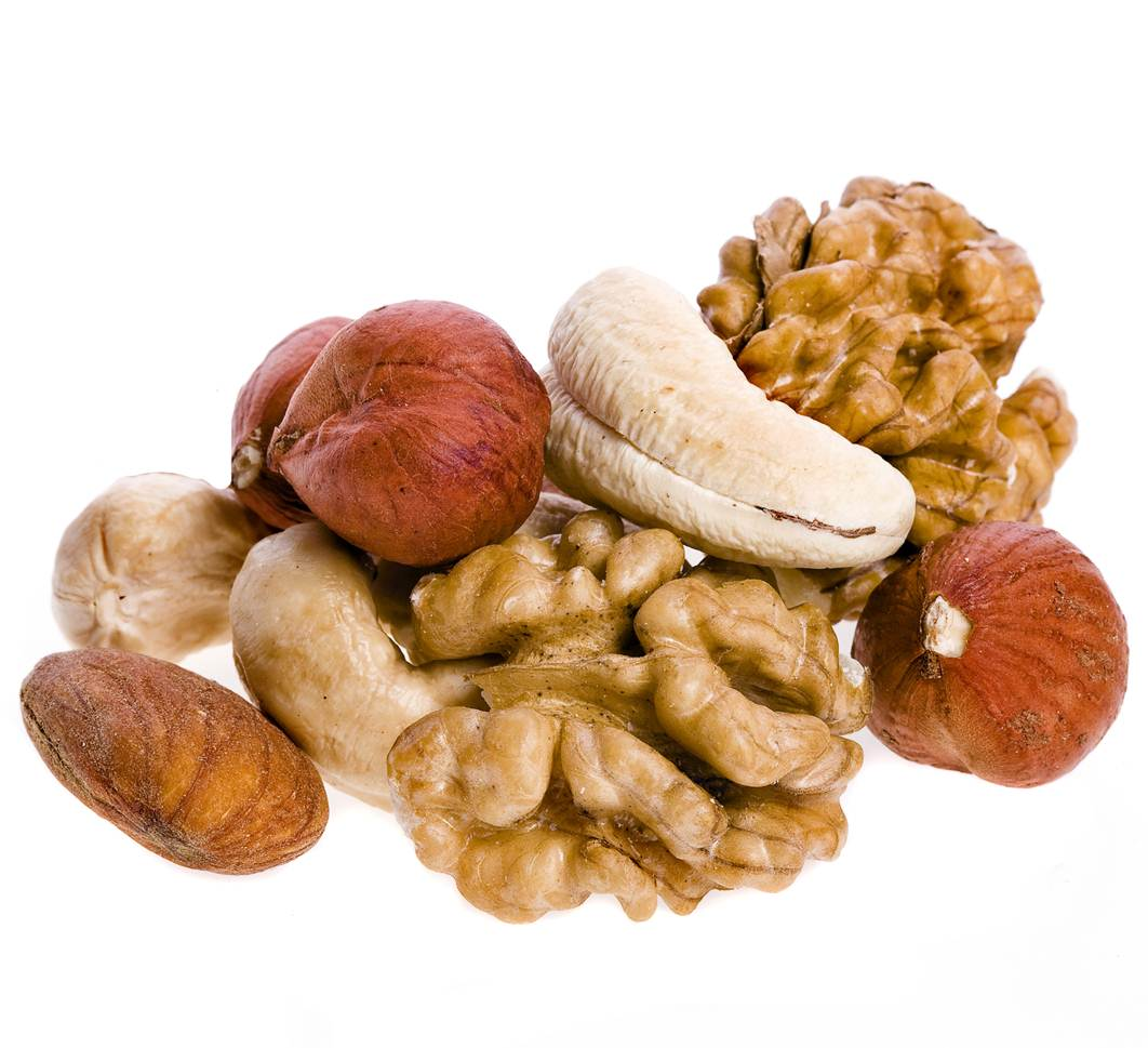 Nuts are a Healthier Snack for Road Trip