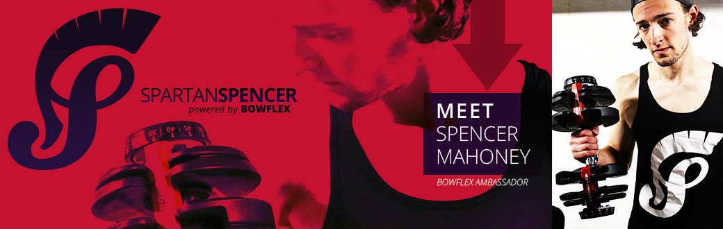Meet Spencer Mahoney Bowflex Ambassador