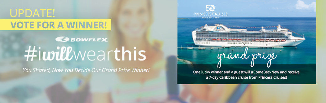 You Shared, Now You Decide Our Grand Prize Winner!