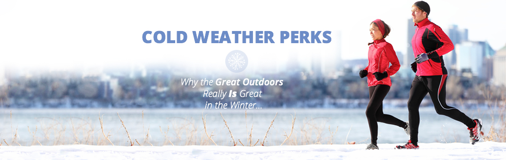 Why the Great Outdoors Really is Great in the Winter